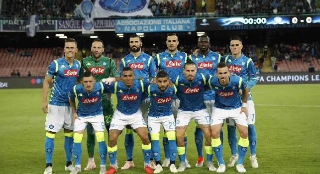 Mondiali Calcio 2020 Calendario.Calendario Napoli Prossima Partita Con La Samp Su Sky