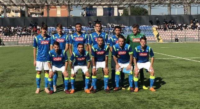 Youth League, Napoli-PSG 2-5: la disperazione di Baronio, l'illusione della rimonta e il declino finale [FOTOGALLERY CN24]
