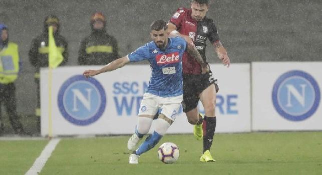 ca3f60fadd Il Mattino - Hysaj seguito dall'Atletico Madrid, il Napoli spara alto: la  situazione