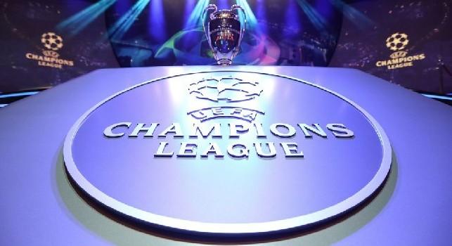 Gruppo G Mondiali 2020 Calendario.Sorteggi Champions League In Diretta Gironi E Calendario