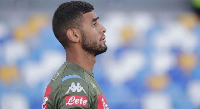 Ghoulam Faouzi SSC Napoli: carriera, statistiche, biografia ...