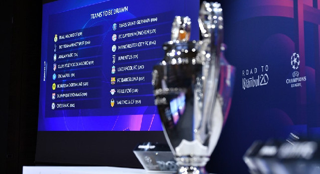 Calendario Champions League 2021 Quarti Di Finale Calendario Champions, prossimo turno: quarti finale Champions League