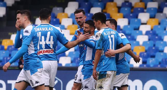 Calendario Partite Napoli Marzo 2021 Calendario Napoli, le prossime partite in programma