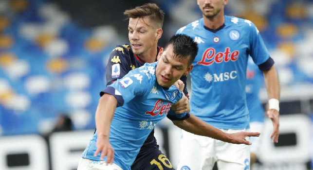 Ultim Ora Comunicato Genoa Positivi Anche I Calciatori Zajc E Brlek Si Aggiunge Un Membro Dello Staff