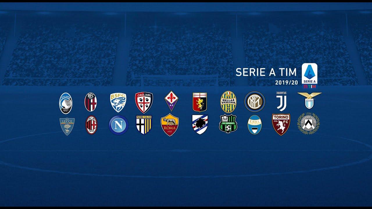 Serie A 2020 2021 Si Inizia Il 12 Settembre