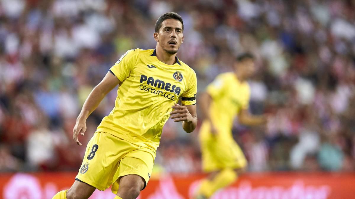 Calciomercato Napoli, Pablo Fornals-Villarreal