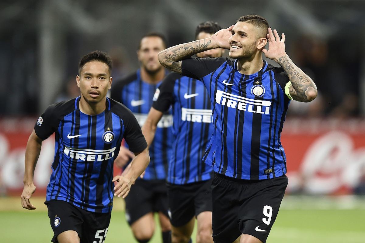 Conferenza Stampa Conte Mercato Inter Servono Top Player Che Crescita Il Napoli Marotta Escludo La Juve Per Icardi