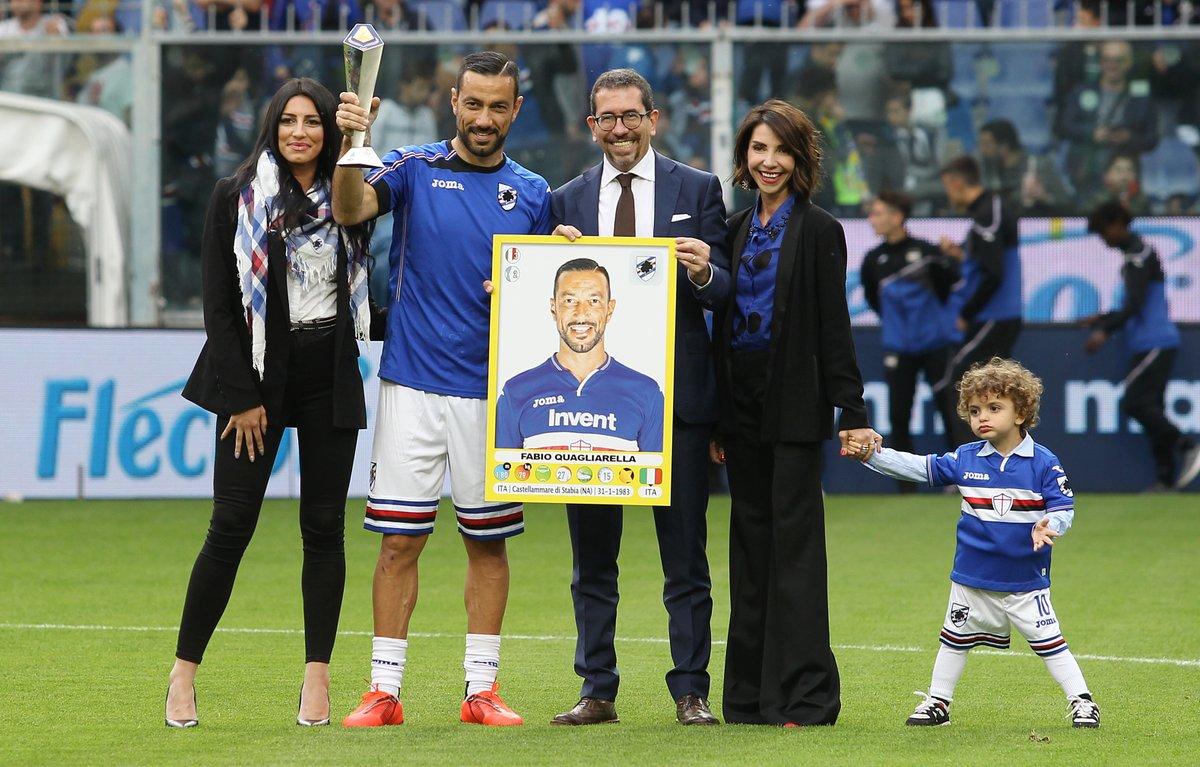 Quagliarella capocannoniere Serie A 2019