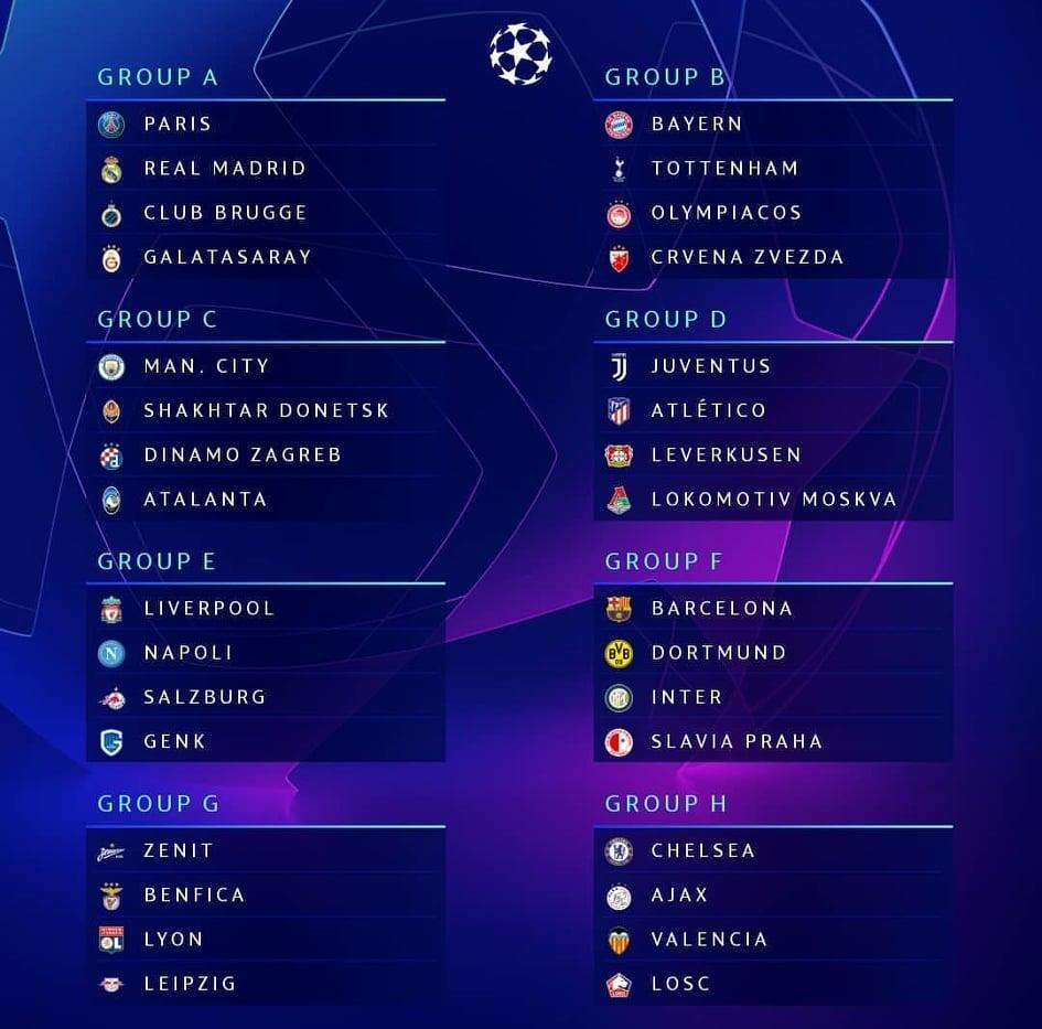 Coppa Italia 2020 Calendario.Calendario Napoli Champions League