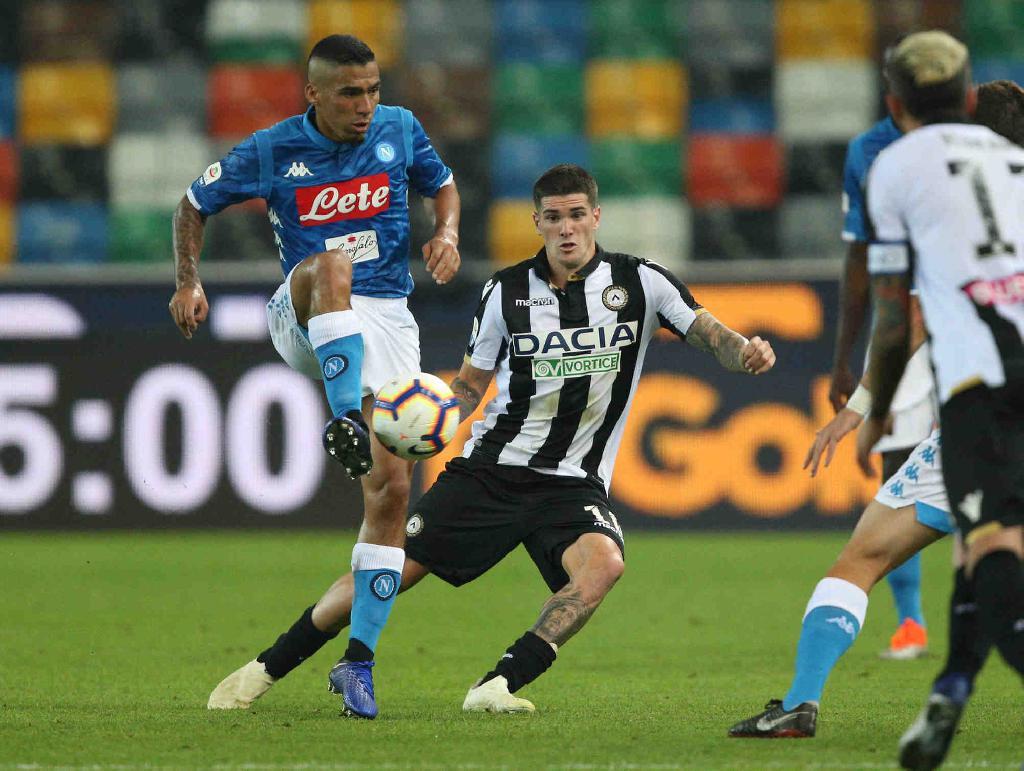 Rodrigo De Paul Inter e Napoli