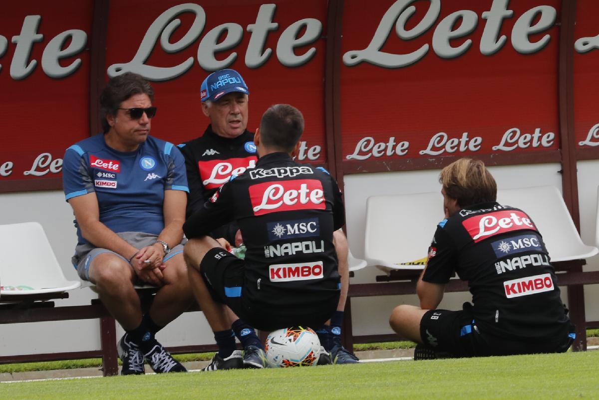 Dimaro Ancelotti