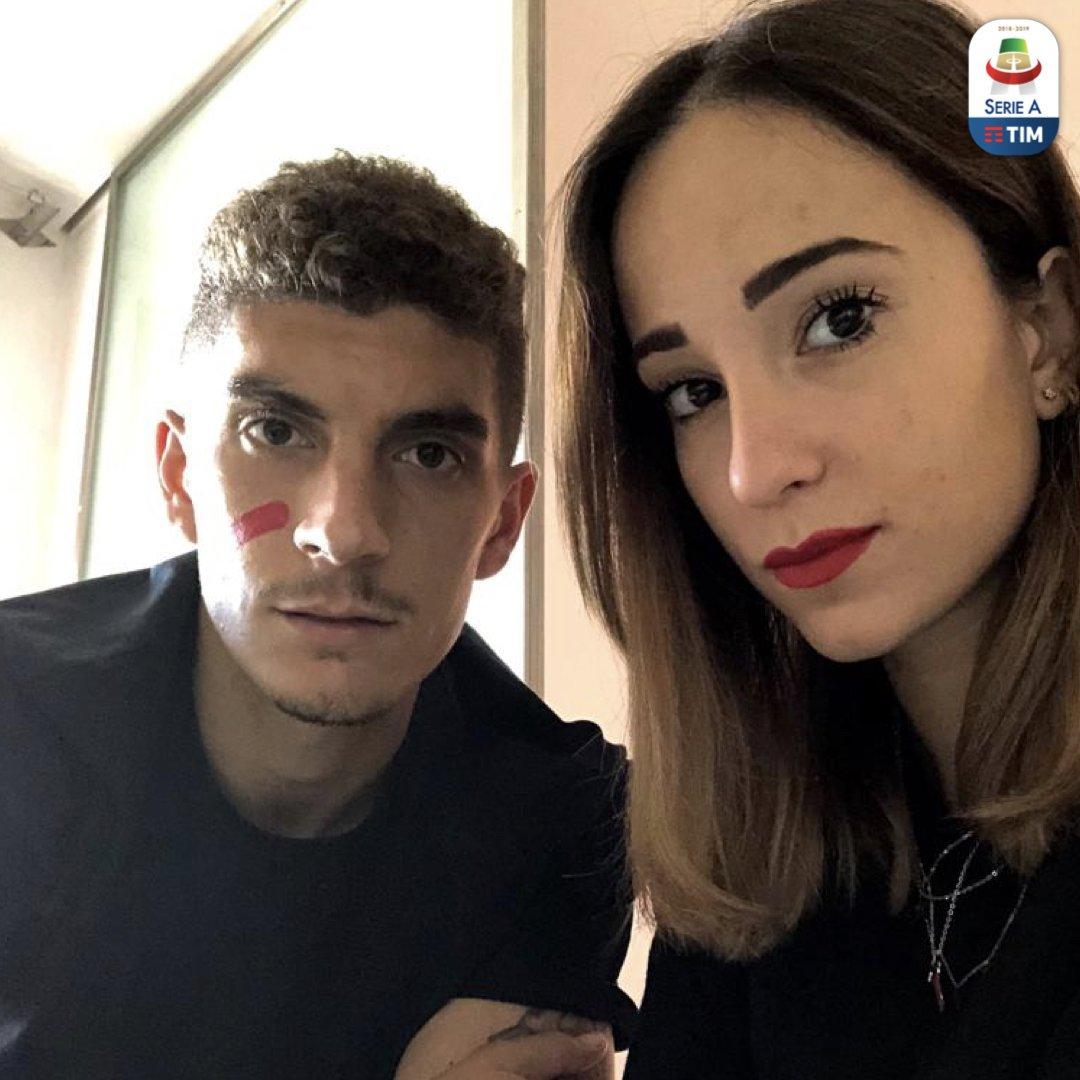 Di Lorenzo fidanzata
