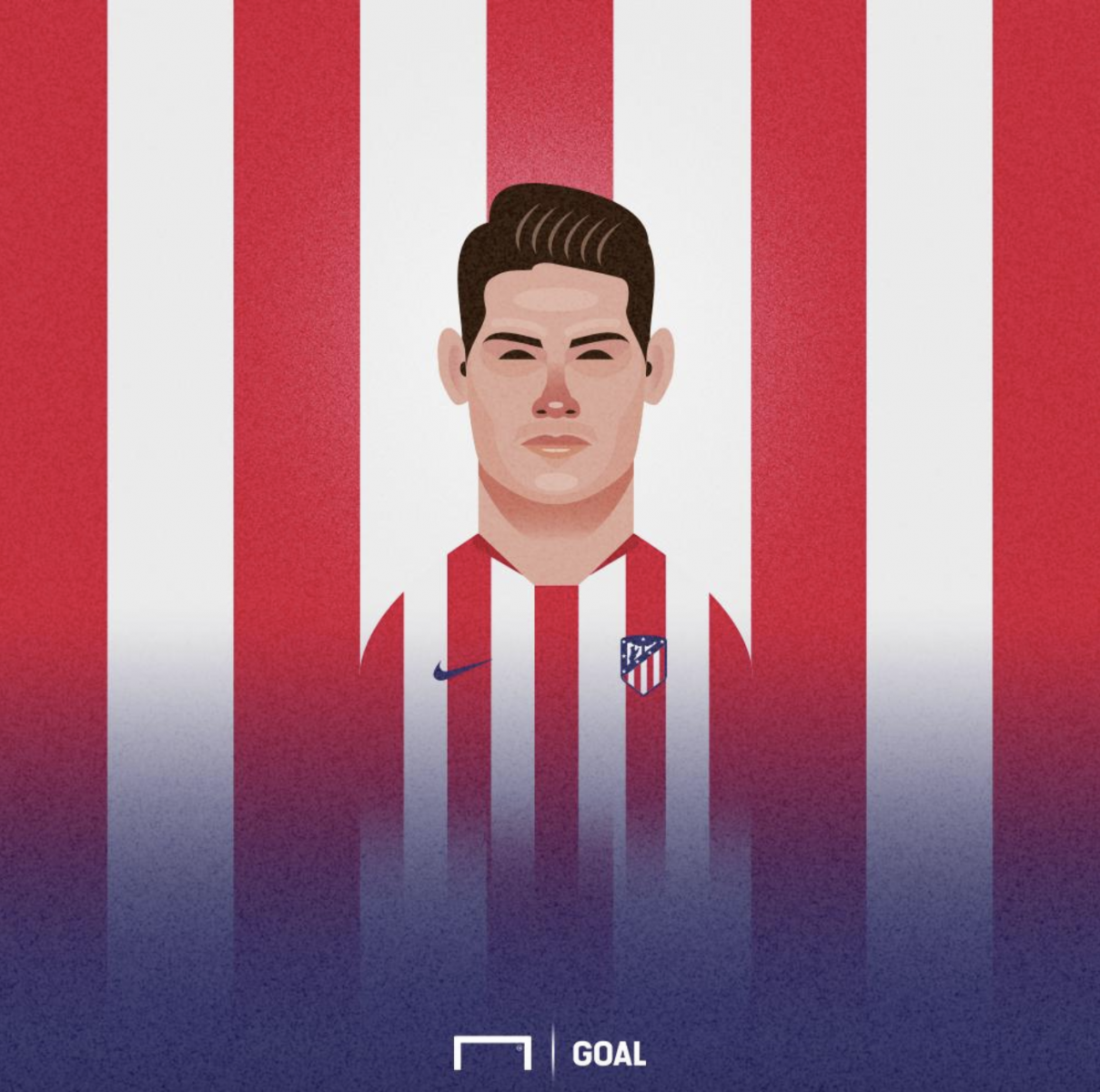 james rodriguez atletico madrid