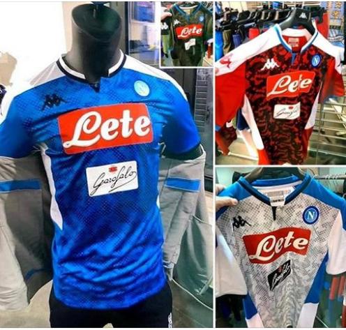 super popular ddc8f 02140 Nuova maglia Napoli 2020, le tre divise spopolano sul web? FOTO