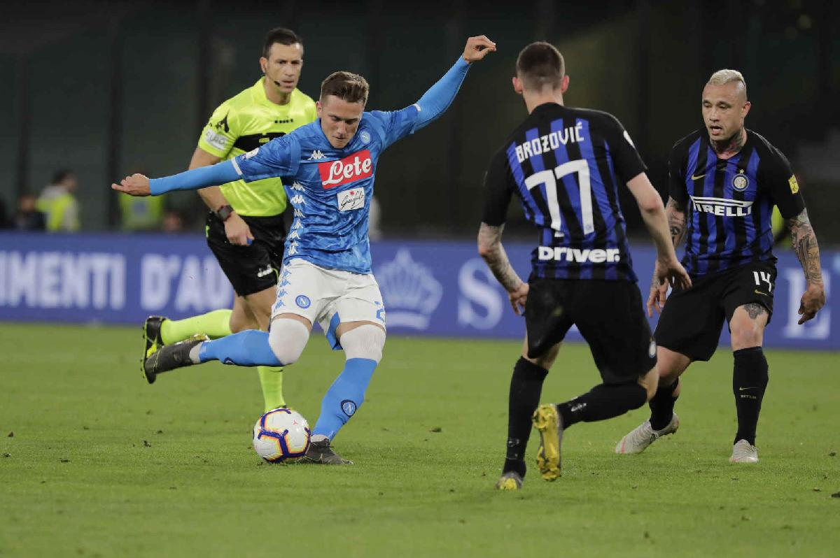 Sintesi Napoli Inter Highlights