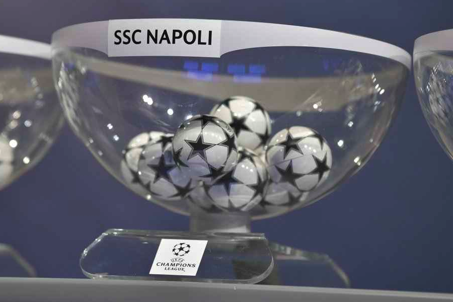 Sorteggio Champions League