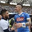 """Insigne, lettera di addio ad Hamsik: """"Questa sarà sempre casa tua. Hai creato un legame indissolubile con Napoli. Amico e capitano"""""""