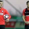 Polonia-Repubblica Ceca 0-1, decide Jankto: Zielinski sostituito, Milik entra ma non incide