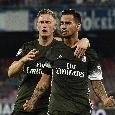 Accostato al Napoli, Suso può lasciare il Milan: i rossoneri pensano ad Orsolini per sostituire lo spagnolo