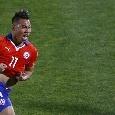 Edu Vargas, meteora a Napoli e bomber in Cile: secondo marcatore all-time della Roja