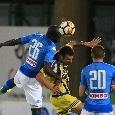 """Rulli-Napoli, Tuttosport: """"Giuntoli vuole barattare il 30% del Man City con qualche opzione futura su qualche azzurro: Koulibaly, Zielinski?"""""""