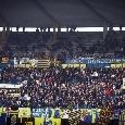Da Verona - Pronti 400 tifosi dell'Hellas al San Paolo: 39 euro il costo del biglietto, prezzo ritenuto <i>eccessivo</i>
