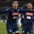 Tuttosport - Callejon lascia Napoli! A fine anno firmerà un triennale da 10mln con il Dalian di Benitez e Hamsik. Mertens pensa alla MLS