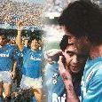"""Dibattito su Hamsik: """"I grandi capitani non lo fanno!"""" Quando Bruscolotti rifiutò offerte irrinunciabili per amore di Napoli, Maradona: """"Lo ringrazio ancora"""" [VIDEO]"""