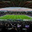 """I tifosi dell'Udinese intonano """"Odio Napoli"""", i napoletani rispondono con fischi assordanti alla Dacia Arena [VIDEO]"""