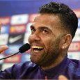 """PSG, Dani Alves: """"Non è finita, dobbiamo continuare a combattere come contro il Liverpool. Felice per la prestazione"""""""