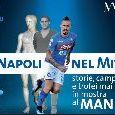 """Il Napoli nel mito al MANN, Formisano: """"Una mostra del calcio fortemente desiderata per i tifosi azzurri"""""""