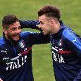 Italia, problema muscolare per El Shaarawy: il calciatore in ospedale per accertamenti