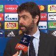 """Fallimento Juve, Agnelli: """"Scudetto e Supercoppa, stagione positiva! Per una volta complimenti agli avversari"""""""