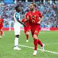 Belgio-Russia, le formazioni ufficiali: Mertens dal primo minuto