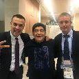 Maradona torna a Mosca: nessuna complicazione dopo il lieve malore per la vittoria dell'Argentina