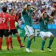 Russia 2018 - La Germania crolla contro la Corea ed è out dal Mondiale, Svezia a valanga sul Messico