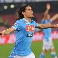 Compleanno Cavani, Sky Sport lo ricorda al Napoli con un videoclip da brividi [VIDEO]