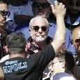 Biglietti Napoli Serie A De Laurentiis