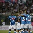 Napoli-Carpi 5-1, gli highlights: Inglese strappa applausi! Che piede Verdi, Insigne già incanta. Conferma Callejon, sorpresa Vinicius [VIDEO]
