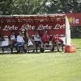 Ounas-Giuntoli-Ancelotti: lungo colloquio post-allenamento in panchina [FOTOGALLERY CN24]