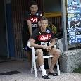 Callejon e Zielinski <i>Quasi amici</i>, Maksimovic una pantera e acciacchi per Diawara: tutti gli spunti della seduta pomeridiana [FOTOGALLERY CN24]