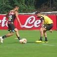 Ounas show, manda ai matti Hysaj: prima lo brucia in velocità, poi numero alla Ronaldinho [VIDEO]