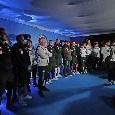 Dal Diawara ballerino all'Ancelotti cantante: le emozioni della presentazione del Napoli [FOTOGALLERY CN24]