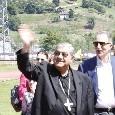 """Dimaro, giorno 20. Il Cardinale Sepe: """"Trasformiamo il sogno in realtà! Ancelotti il meglio del meglio, grazie Hamsik!"""". Poker di Milik in partitella, assente ancora Callejon"""