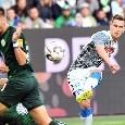Wolfsburg-Napoli, top&flop: Albiol vede i mostri, Zielinski maldestro. Arek e Dries salvano la faccia