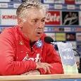 Lazio-Napoli, domani alle 12.30 Ancelotti parlerà in conferenza: appuntamento in diretta su CN24TV, Facebook e Youtube