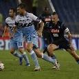 Lazio in inferiorità numerica: doppio giallo per Acerbi a venti minuti dalla fine