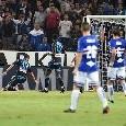 Sampdoria-Napoli, le pagelle: Allan stoico, Ounas vorrebbe spaccare tutto! Hysaj fermo, Koulibaly pure. Verdi incolore, Insigne fuori fuoco