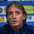 """Italia, Mancini: """"Il ritorno di Sarri è un bene per tutto il calcio italiano"""""""