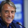 """Nazionale, ct Mancini: """"Ottima partita, dobbiamo far di più per segnare"""""""